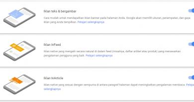 iklan otomatis, google adsense auto ads