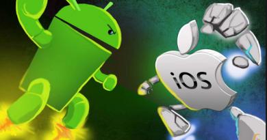 Android vs iOS merupakan dua petarung besar yang bersaing memperebutkan perhatian calon pembeli dengan berbagai ciri khasnya.