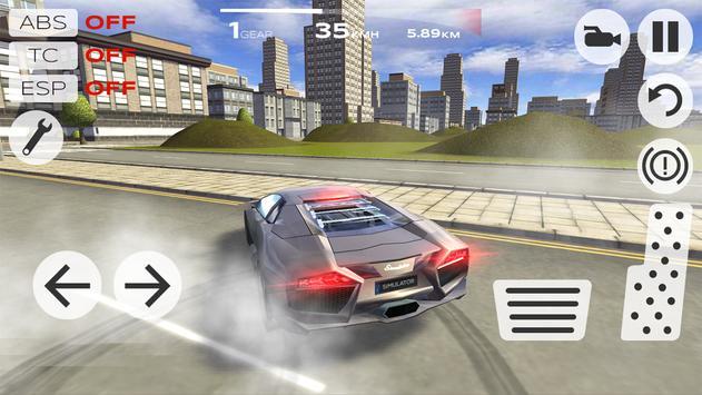 Extreme Car Driving Simulator telah didownload sebanyak lebih dari 100 juta kali dengan rating yang cukup baik di PlayStore