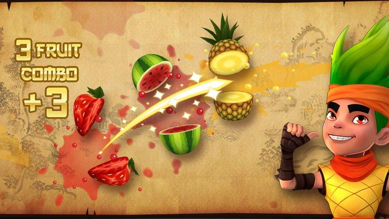 Fruit Ninja pernah populer di awal peluncurannya
