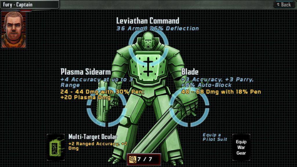 Templar Battleforce merupakan Turn Based Strategy Game yang menggabungkan RPG dengan berperan sebagai Templar