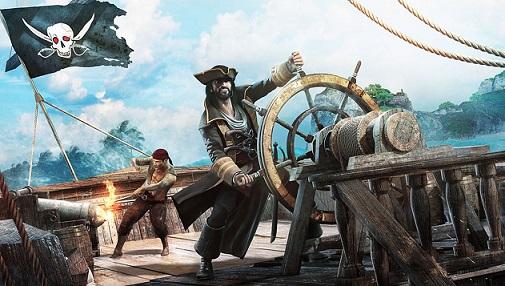 Assassin's Creed Pirates adalah game dengan grafik yang bagus yang diambil dari franchise terkenal, Assasins' Creed.