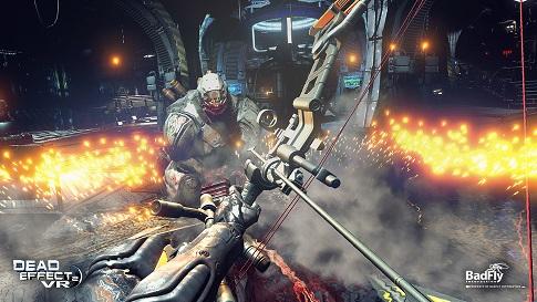Game bergenre horror semacam ini mengingatkan anda pada Dead Space.