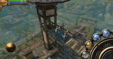 Mobile MMO RPG Gameplay: Izanagi Samurai Ninja Online