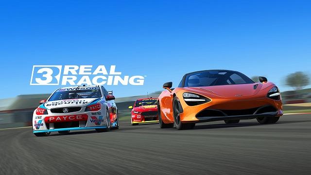 Game balap dengan grafik mantab? Coba Real Racing 3.