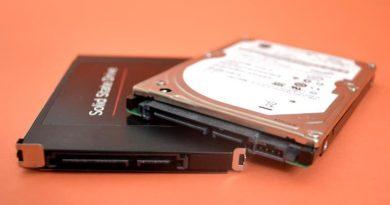 HDD (Hard Disk Drive) dan SSD (Solid State Drive) merupakan komponen utama untuk penyimpanan data. HDD maupun SSD memiliki kelebihan dan kekurangannya masing-masing.