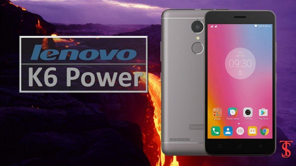 Lenovo K6 Power Ram 3 GB dibekali dengan baterai besar dan RAM yang mumpuni untuk smartphone dibawah 2 juta rupiah.