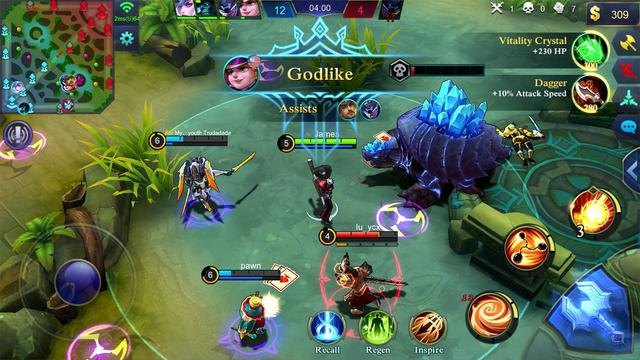 Game: Mobile Legends