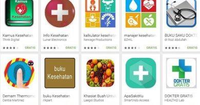 Temukan aplikasi kesehatan yang wajib di install pada smartphone berbasis android milik kamu di sini. Aplikasi berikut ini sangat berguna dan praktis..