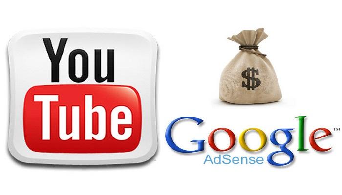 cara daftar google adsense youtube