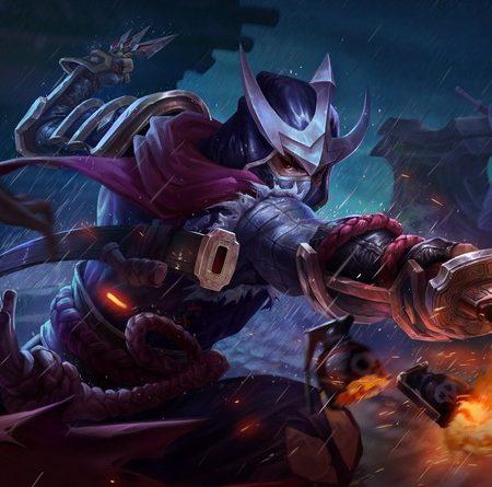 Hero assassin ini memiliki burst damage yang cukup tinggi dan mekanisme kabur yang sangat baik dengan menggunakan skil Quad Shadow yang dimilikinya.