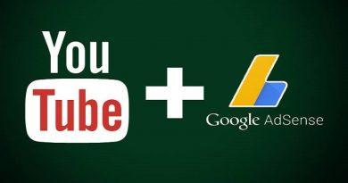 syarat google adsense youtube