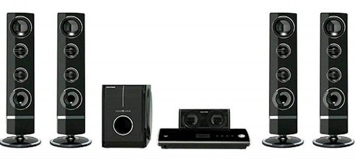 Dengan harga yang reasonable, satu set Home Theater pabrikan Korea, Samsung HT-J5530K bisa meramaikan ruangan rumah anda,