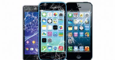Cara mengganti layar smartphone dan touchscreen