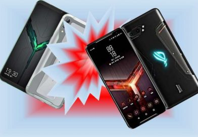 Xiaomi Black Shark 2 vs Asus ROG Phone