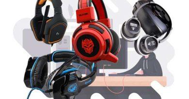 Beberapa headset gaming dengan harga yang affordable juga memiliki kualitas yang lumayan