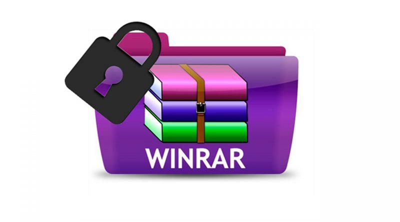 WinRar memiliki fitur enkripsi yang memungkin file untuk diproteksi dengan password
