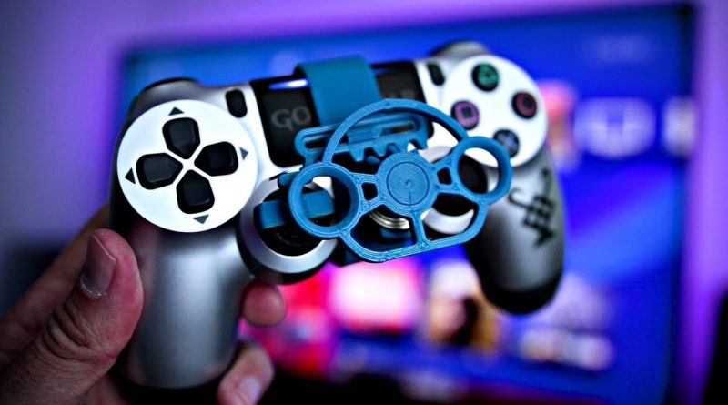 Steering wheel controller sudah banyak tersedia di pasaran baik untuk konsol seperti PS atau Xbox, hingga PC