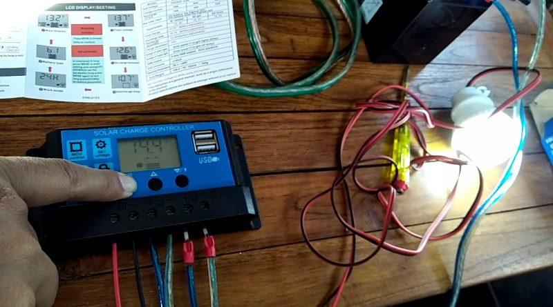 Dari jenisnya, Controller panel surya dibedakan menjadi dua, yaitu PWM dan MPPT