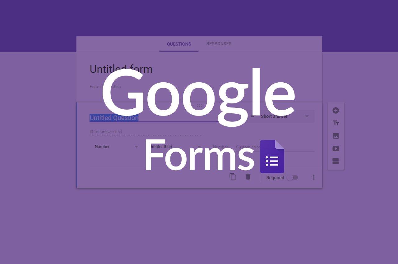 Mudah dan Cepat, Inilah Cara Membuat Google Form untuk ...