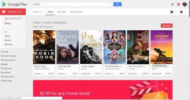 Daripada harus membeli sebuah dvd dan tidak sempat ke bioskop, mungkin kamu ingin mencoba menyewa film dari google play store