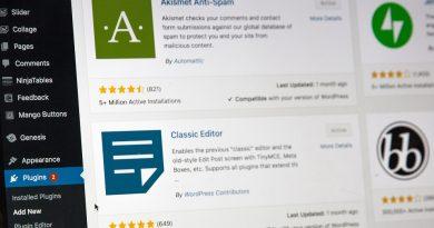Sebelum menginstall plugin, pastikan dahulu fungsi dan cara kerja plugin tersebut serta pertimbangkan perlu atau tidaknya untuk dipasang di blog WordPress anda